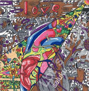 salukuデビューミニアルバム『Lots of  love』が発売
